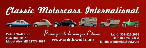 Erikl deWidt Ad